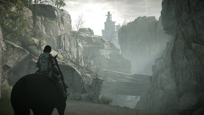 Vejam a fantástica intro de Shadow of The Colossus Remake