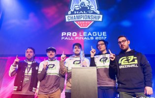 OpTic Gaming wins the HCS Fall Finals at DreamHack Denver